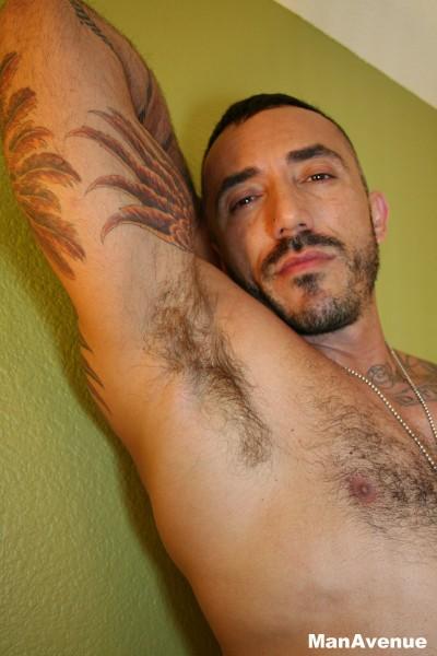 Armpits New Naked Men